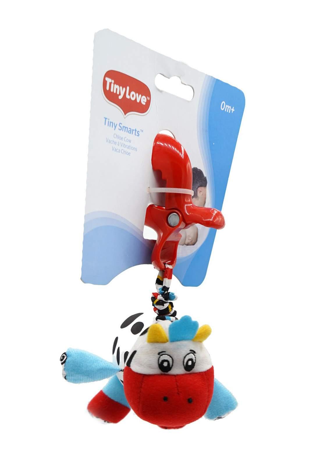 Tiny Love Smarts Clip on Toy لعبة للأطفال