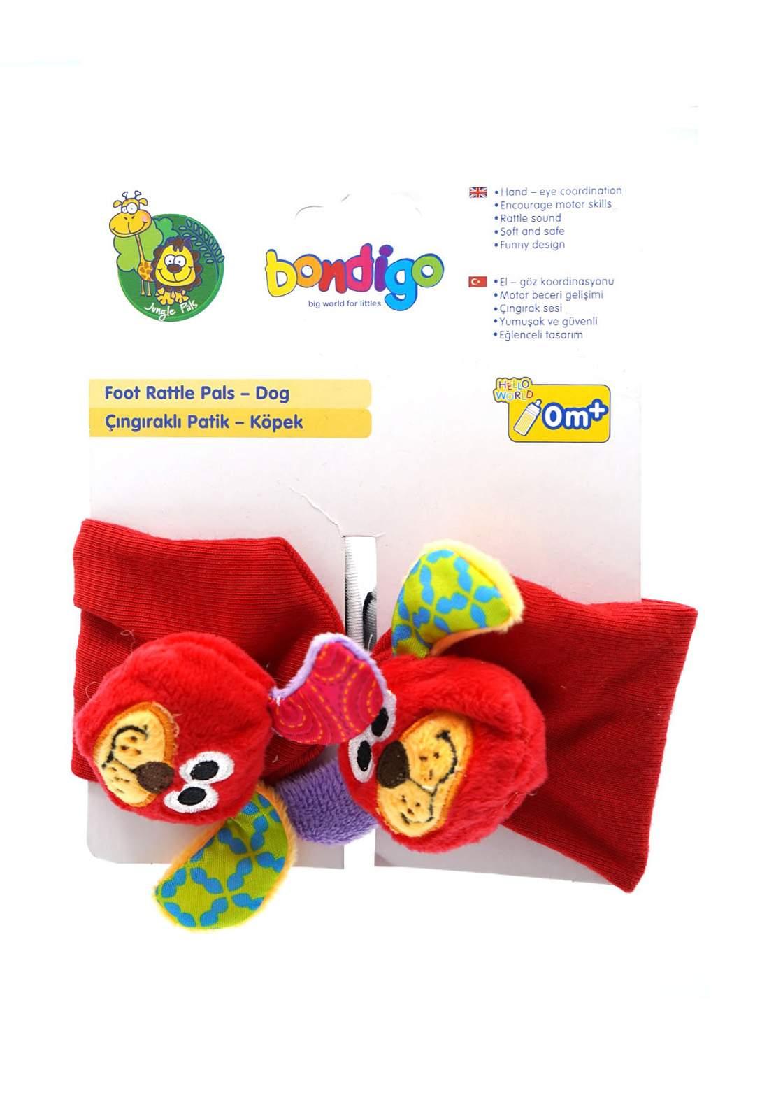 Bondigo Foot Rattle Palse For Children جوارب للأطفال