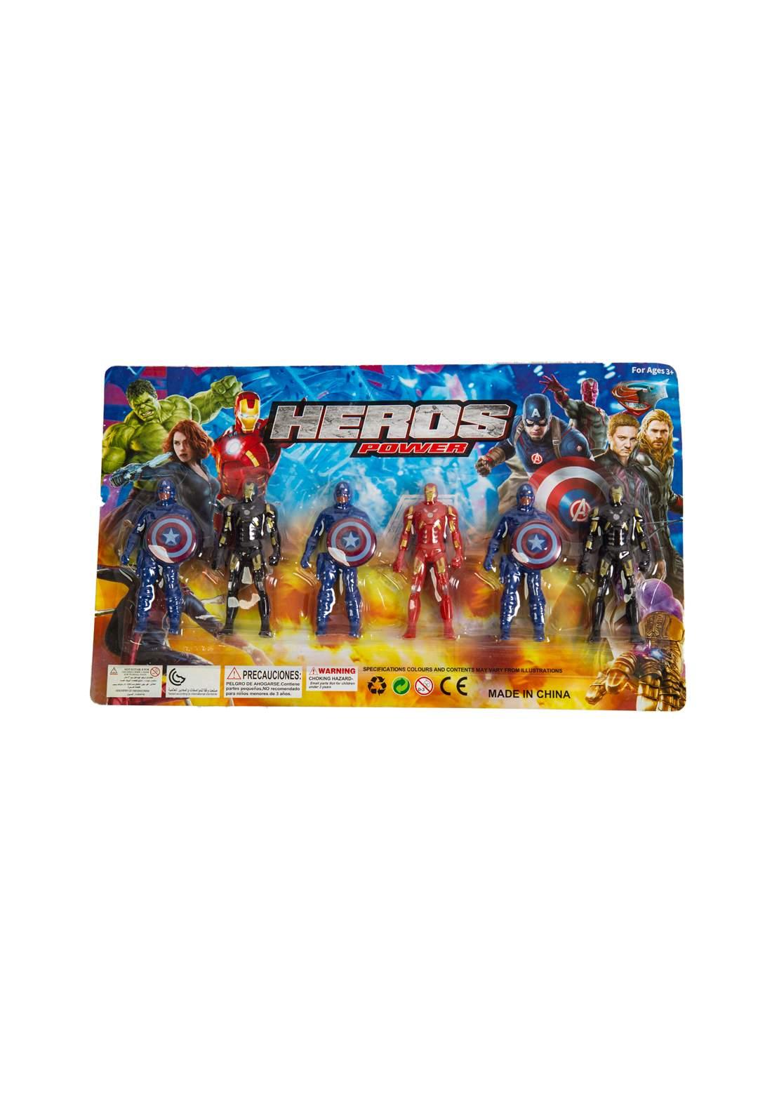 Super Heroes Game For Kids لعبة الأبطال للأطفال