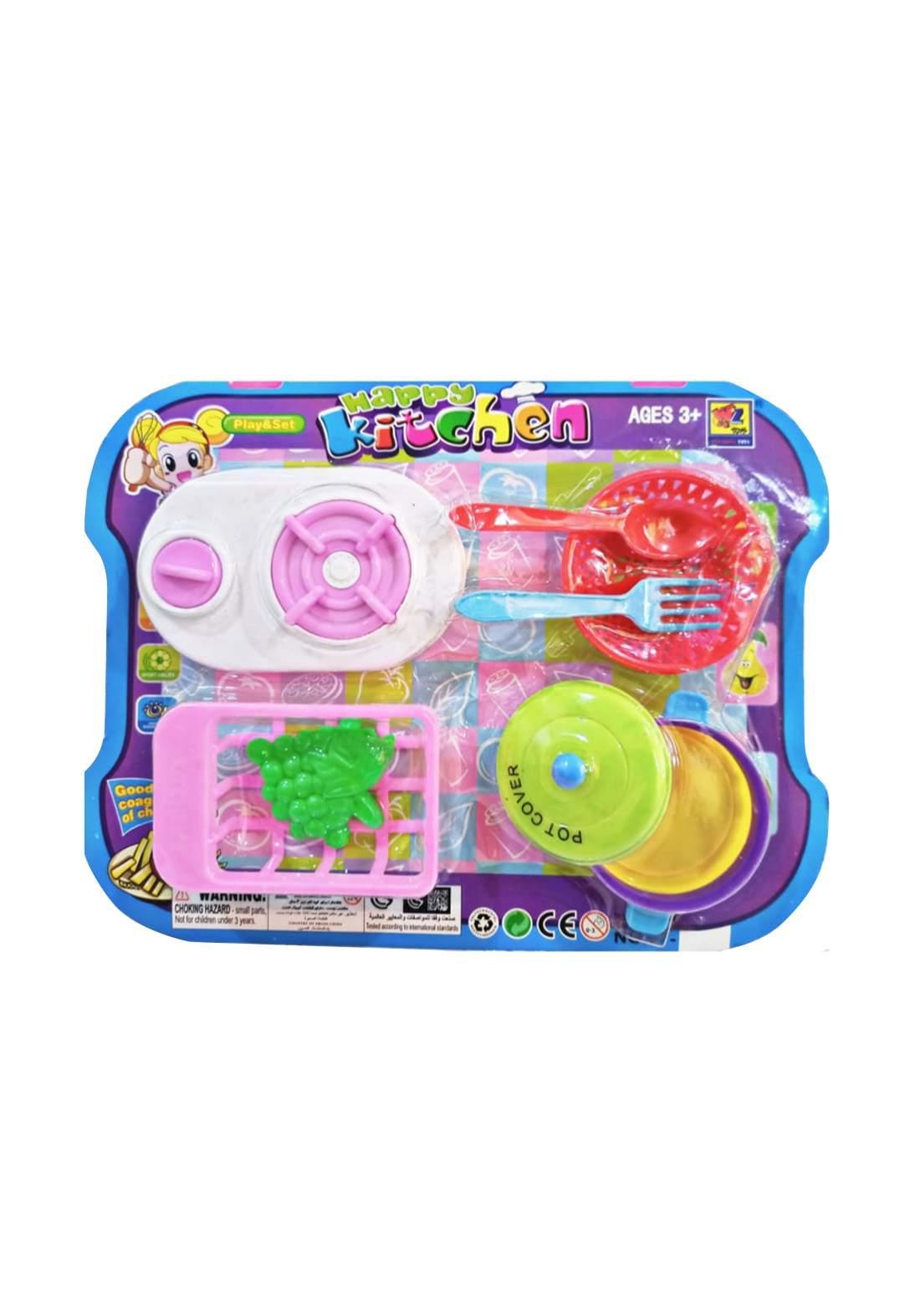 Kitchen Tools Toys لعبة أدوات الطبخ للأطفال