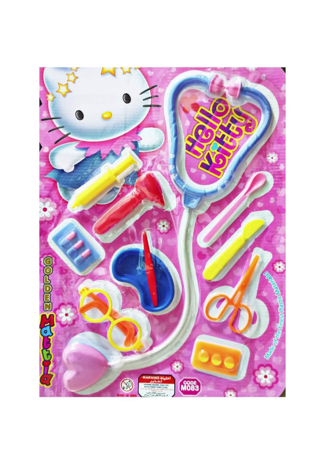 Golden Mattia  M083  Doctor set toys لعبة للأطفال