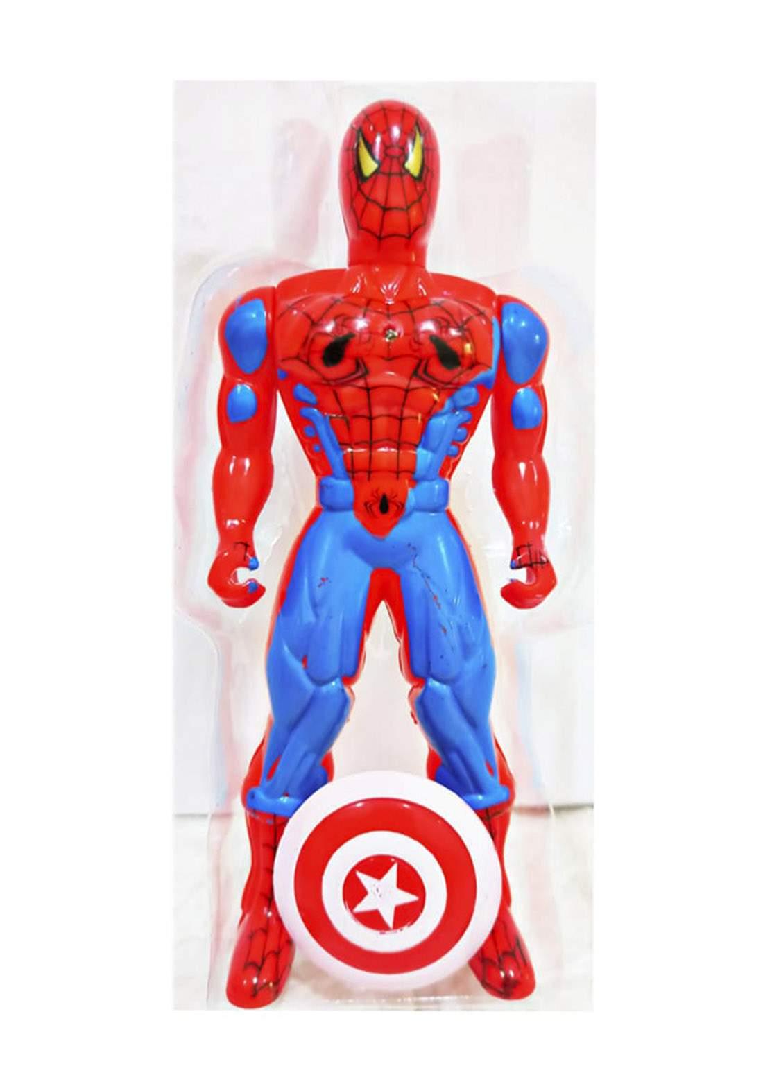 Universe Avengers Age OF Ultron Toy For Kids لعبة رجل العنكبوت للأطفال