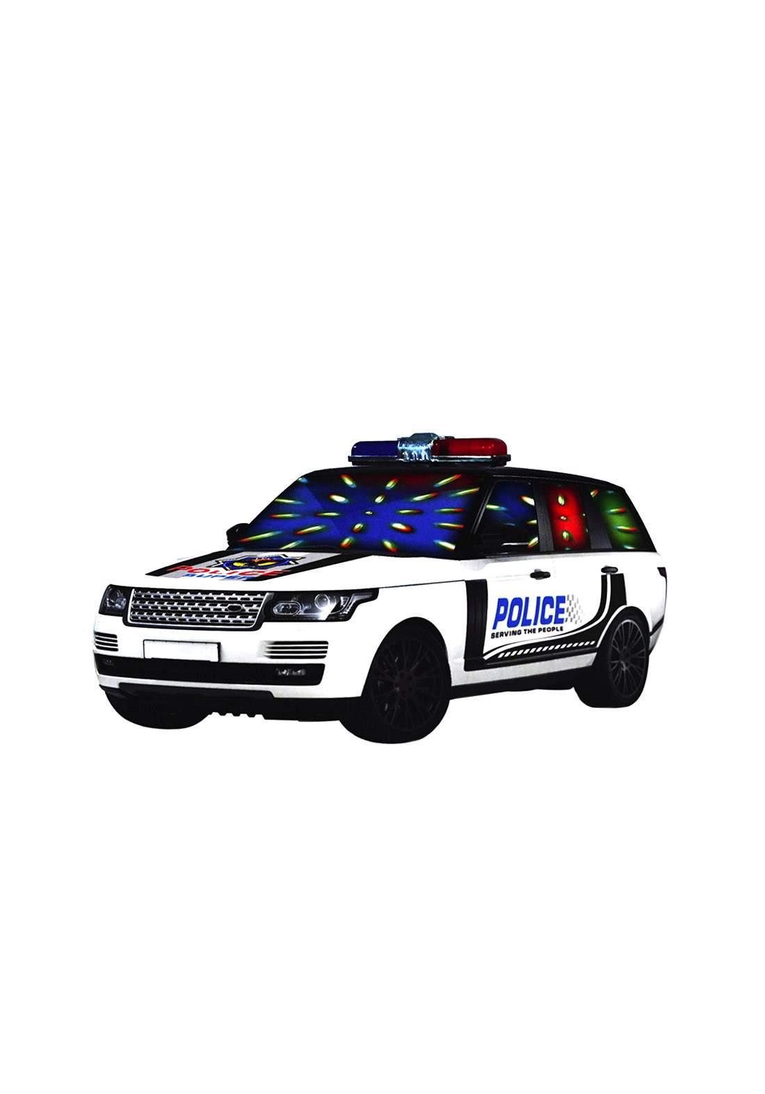 Yong Sheng Toys Police  Jeep Kids Toy لعبة سيارة الشرطة للأطفال