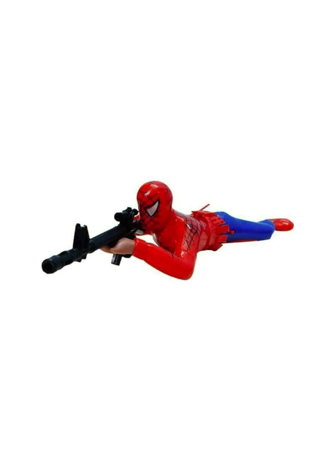 Super Hero 611-1 Electric Flash Crawling Spiderman لعبة الرجل العنكبوت