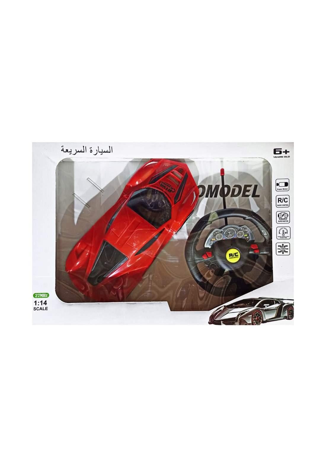 Remote Control Car Steering Wheel لعبة سيارة لا سلكية