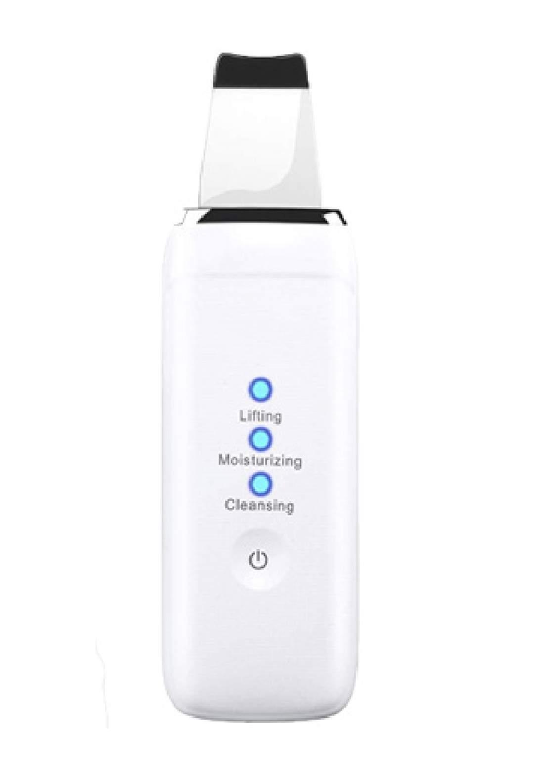 Ultrasonic Skin Scrubber جهاز تنظيف البشرة