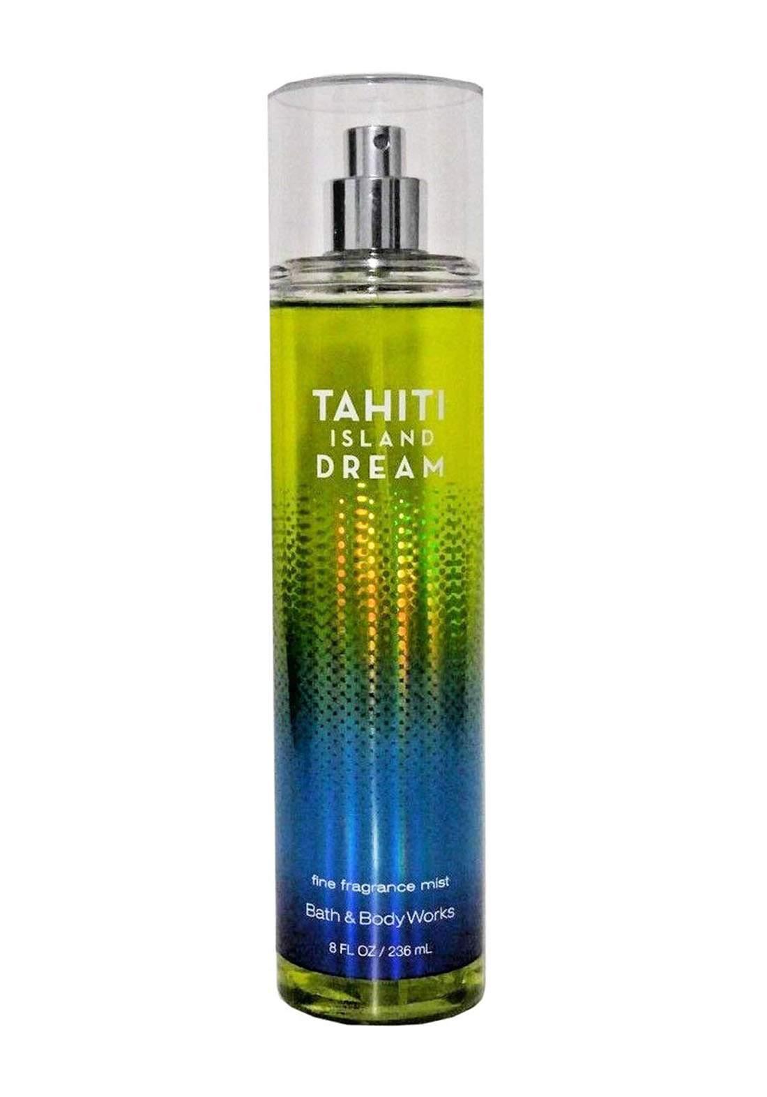 Bath and Body Works Tahiti Island Dream Fine Fragrance Mist 236ml مست معطر