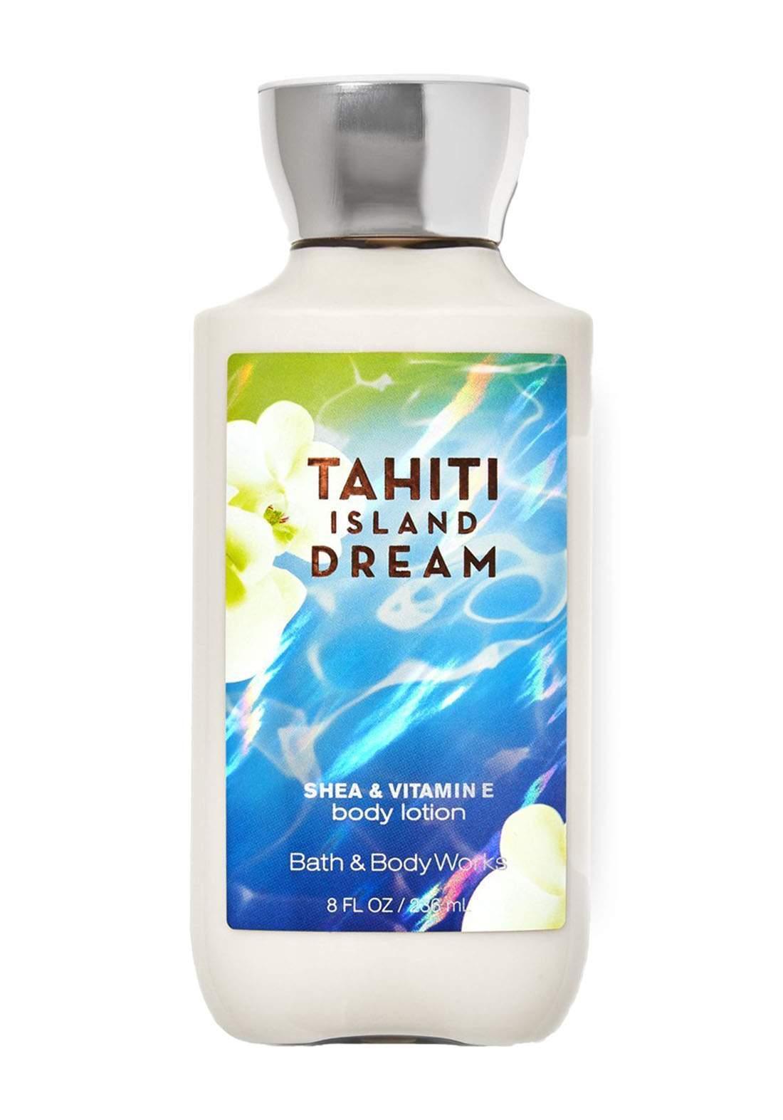 Bath and Body Works Tahiti Island Dream Body Lotion 236ml لوشن الجسم