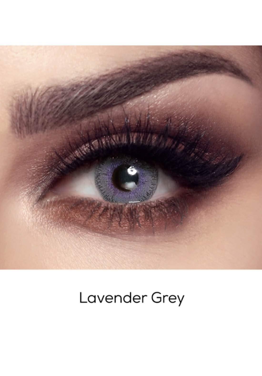 Bella Elite Contact Lenses 30605 Lavender Gray No.60 عدسات لاصقة