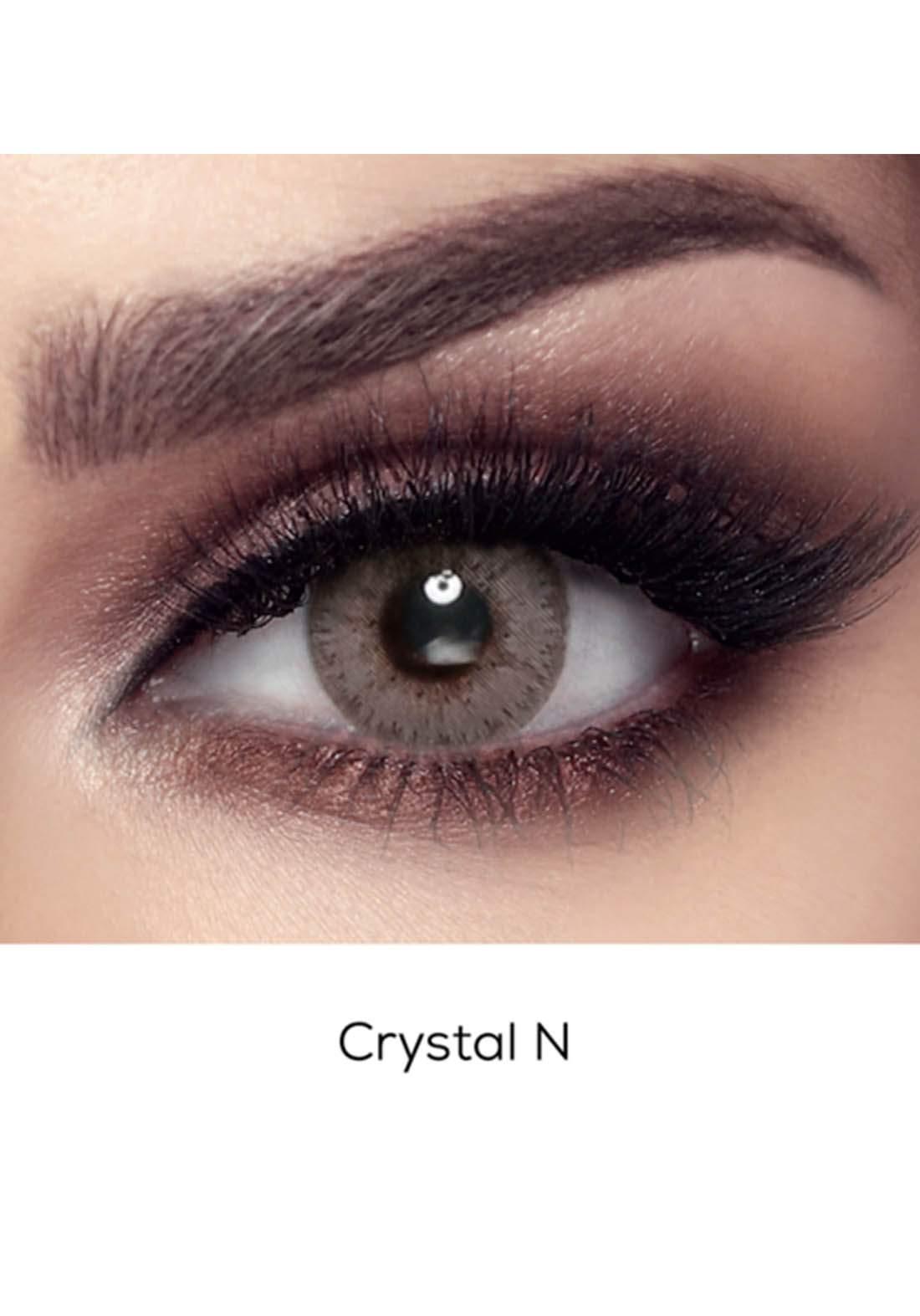 Bella Elite Contact Lenses 30610 Crystain No.65 عدسات لاصقة