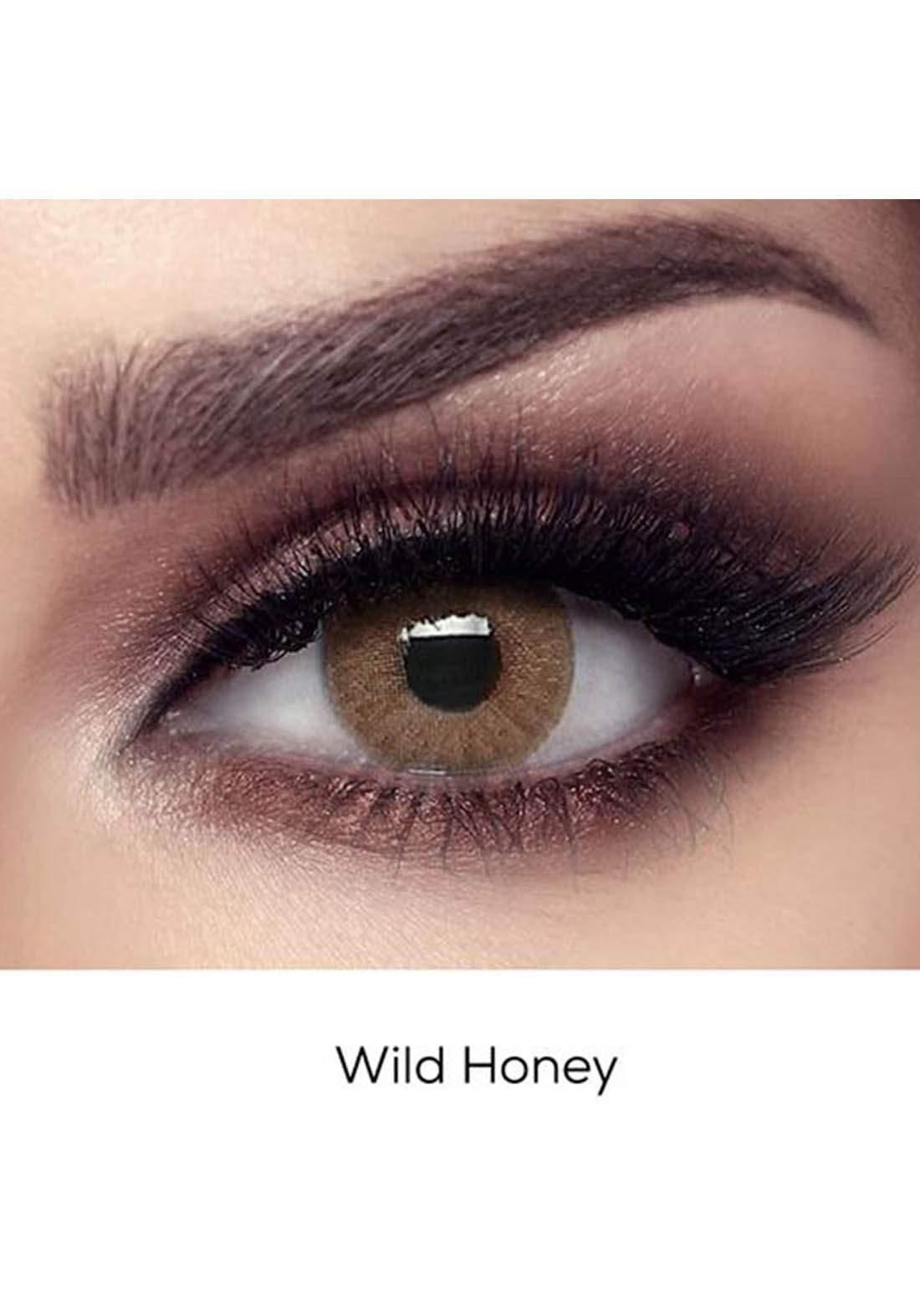 Bella Elite Contact Lenses 30612 Wild Honey No.66 عدسات لاصقة