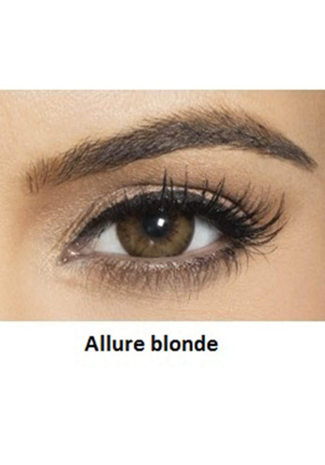 Bella Diamonds Contact Lenses 303001 Allure Blonde No.38 عدسات لاصقة