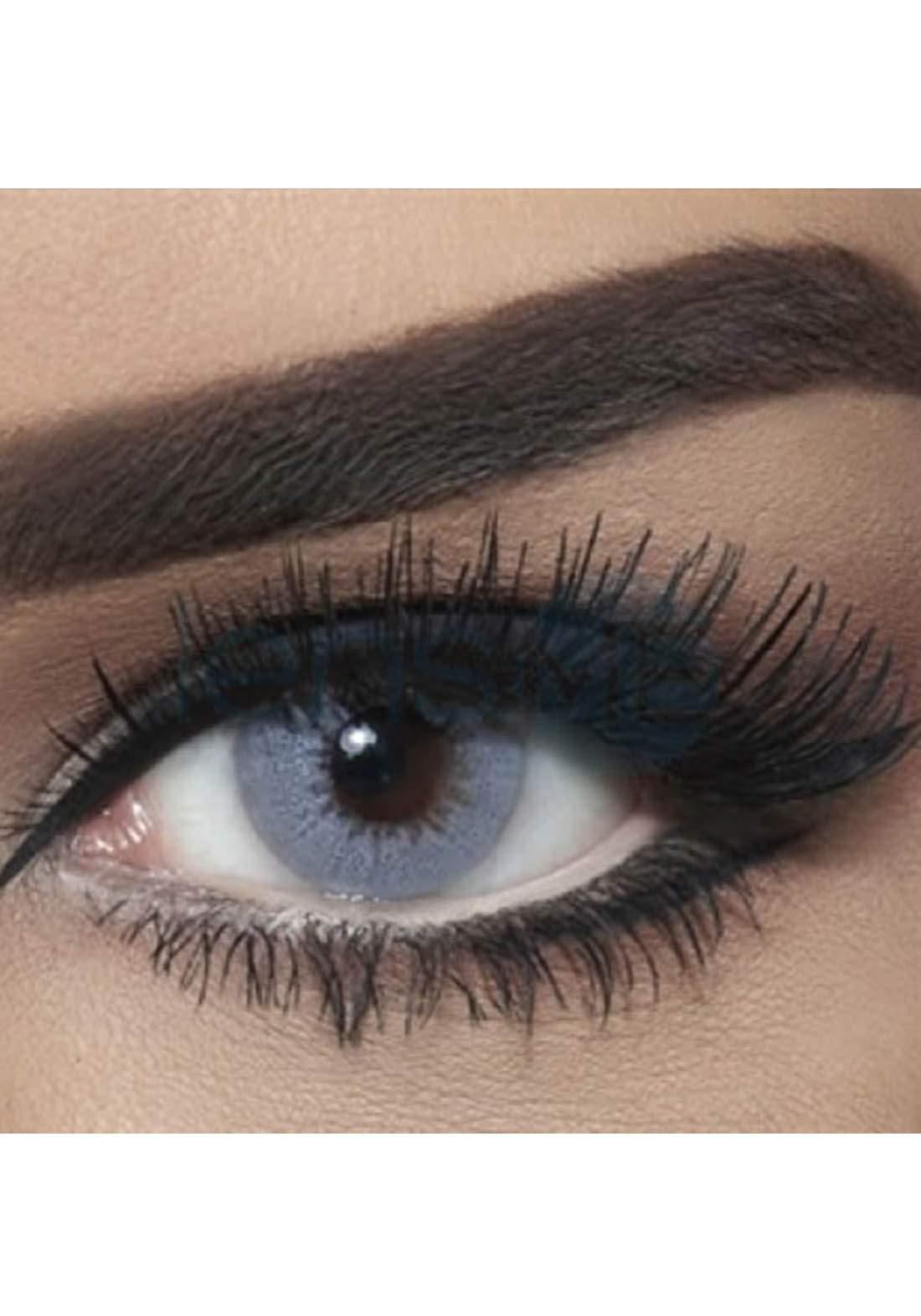 Bella Diamonds Contact Lenses 303005 Gray Shadow No.42 عدسات لاصقة