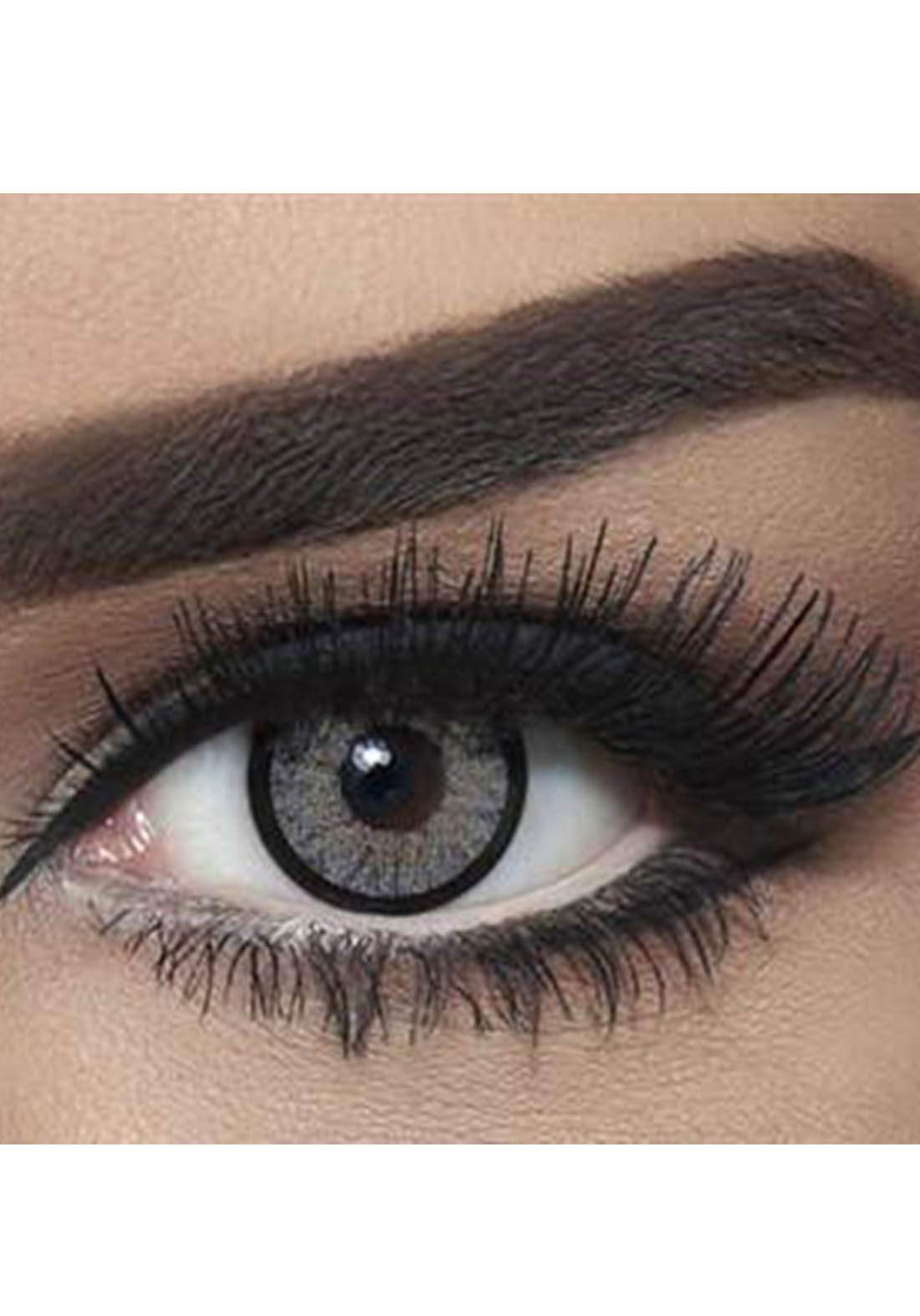 Bella Classic 301014 Contact Lenses 3 Months Use High Light - Cool Gray No.15 عدسات لاصقة