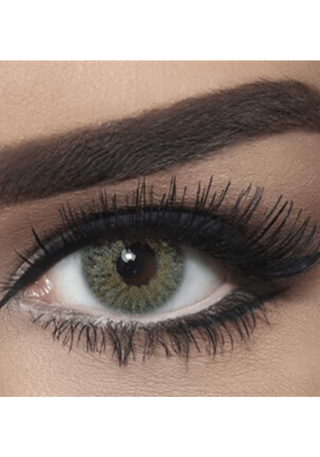 Bella Classic 301021 Contact Lenses 3 Months Use Natural - Green No.22 عدسات لاصقة