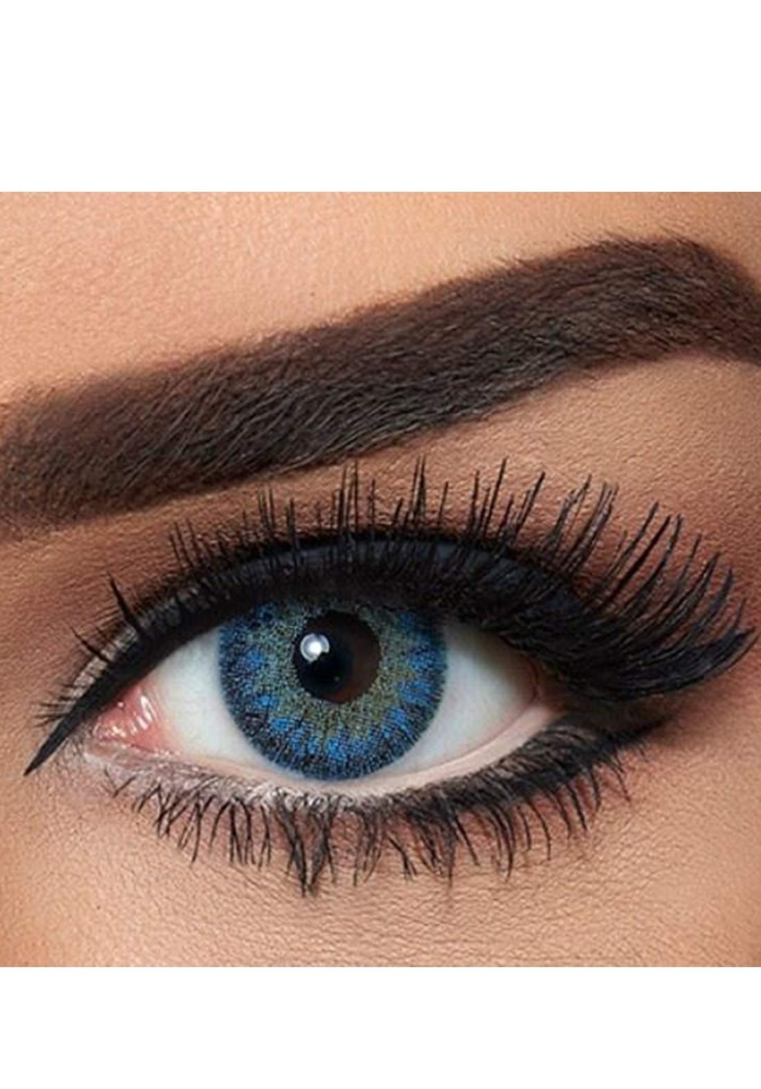 Bella Classic 301023 Contact Lenses 3 Months Use Natural - Coll Blue No.24 عدسات لاصقة