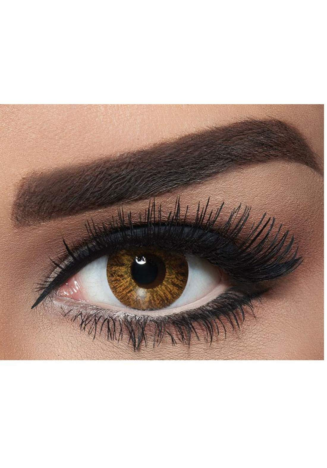 Bella Classic 301024 Contact Lenses 3 Months Use Natural - Hazel No.25 عدسات لاصقة