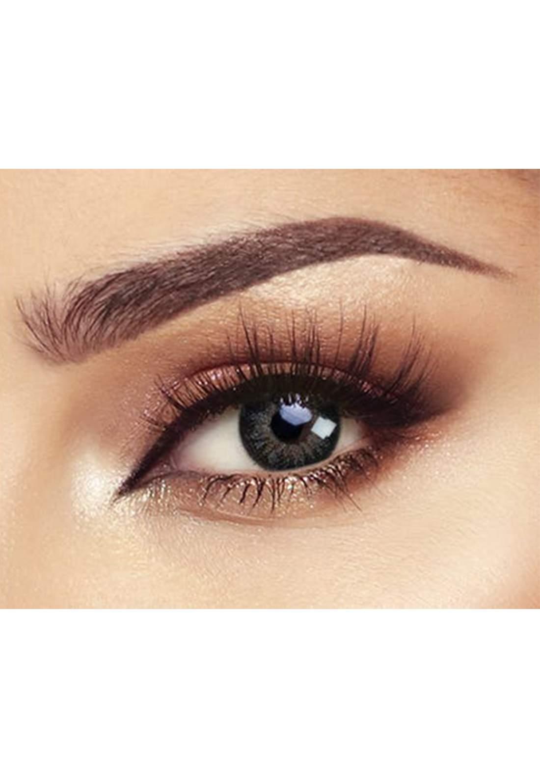 Bella Classic 301029 Contact Lenses 3 Months Use Snow White - Satin Gray  No.30 عدسات لاصقة