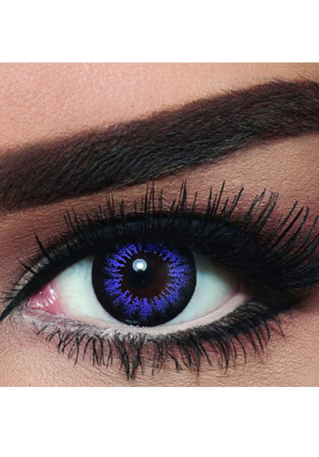 Bella Classic 301035 Contact Lenses 3 Months Use Snow White - Violet  No.36 عدسات لاصقة