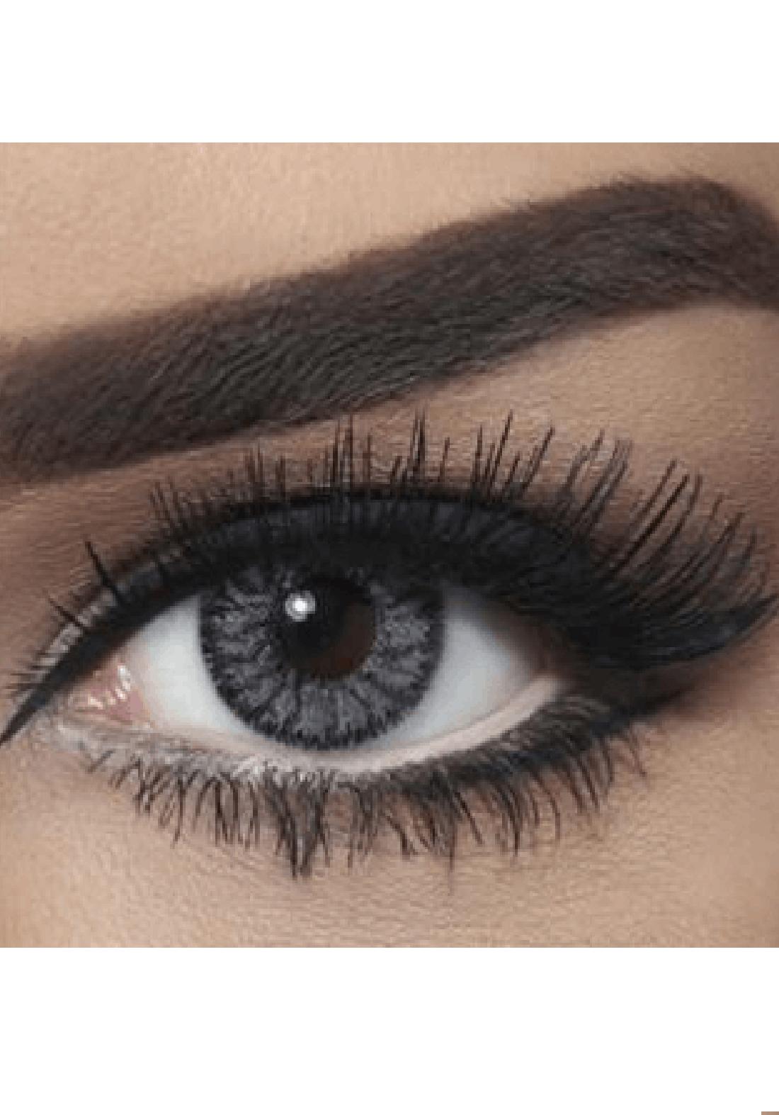 Bella Classic 301006 Contact Lenses 3 Months Use Contour - Platinum  No.6 عدسات لاصقة