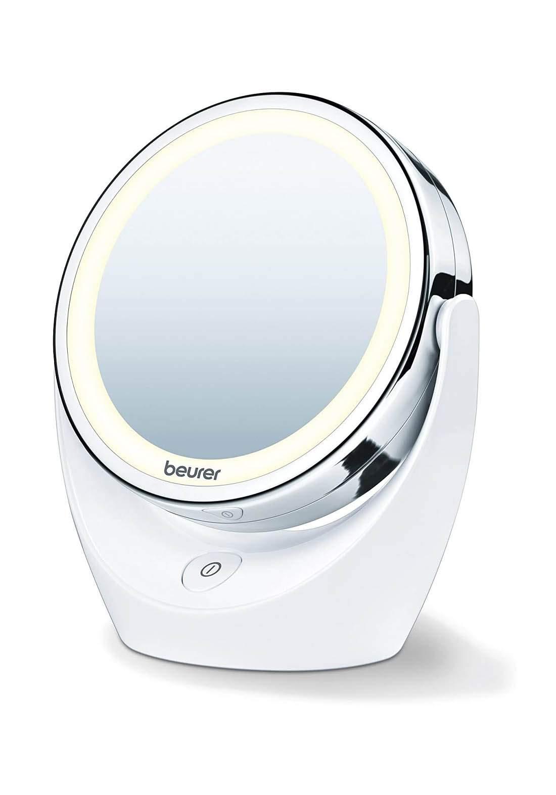 Beurer BS 49 Illuminated Cosmetics Mirror مرآة مضاءة مكبرة