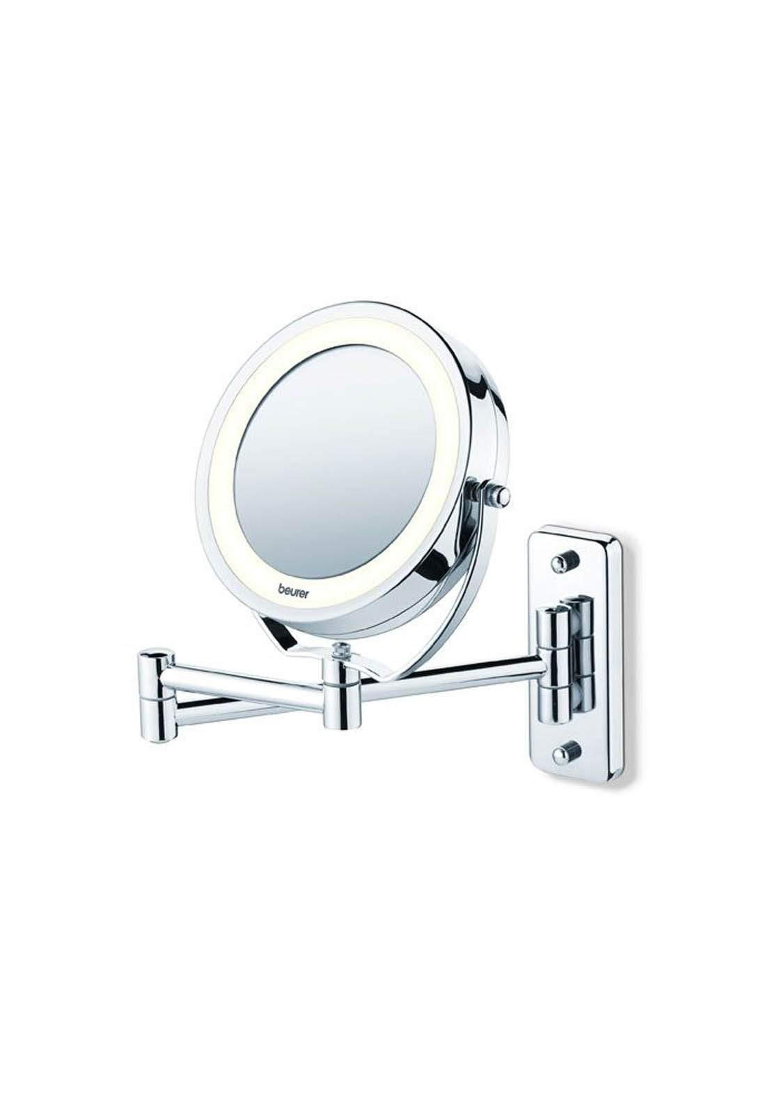Beurer BS 59 Illuminated Cosmetics Mirror مرآة مضاءة مكبرة