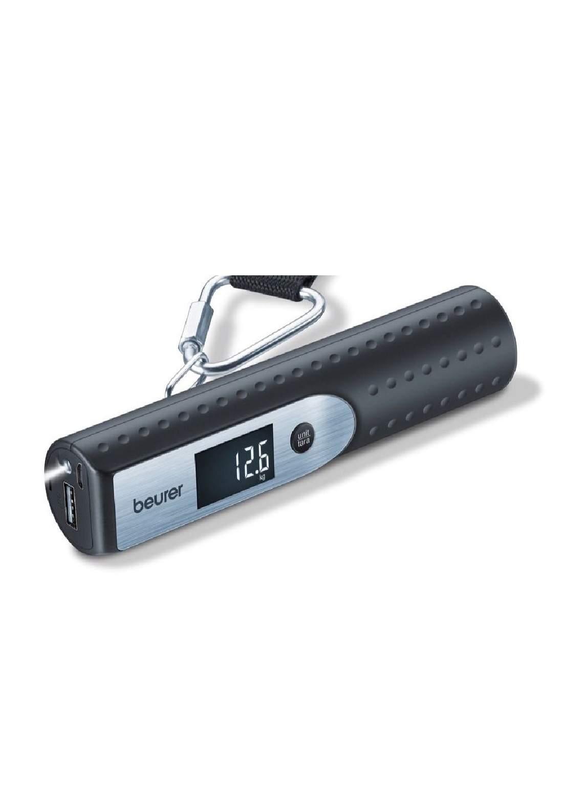Beurer LS 50 Travelmeister Luggage Scale مقياس لقياس وزن الامتعة