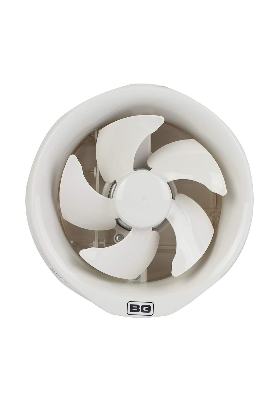 Bg Ventilating Fan 6 inch مفرغة هواء (ساحبة)