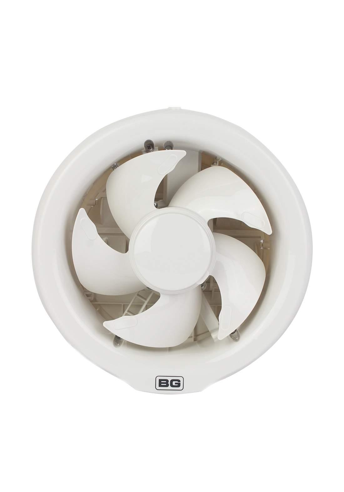 Bg Ventilating Fan 8 inch مفرغة هواء (ساحبة)