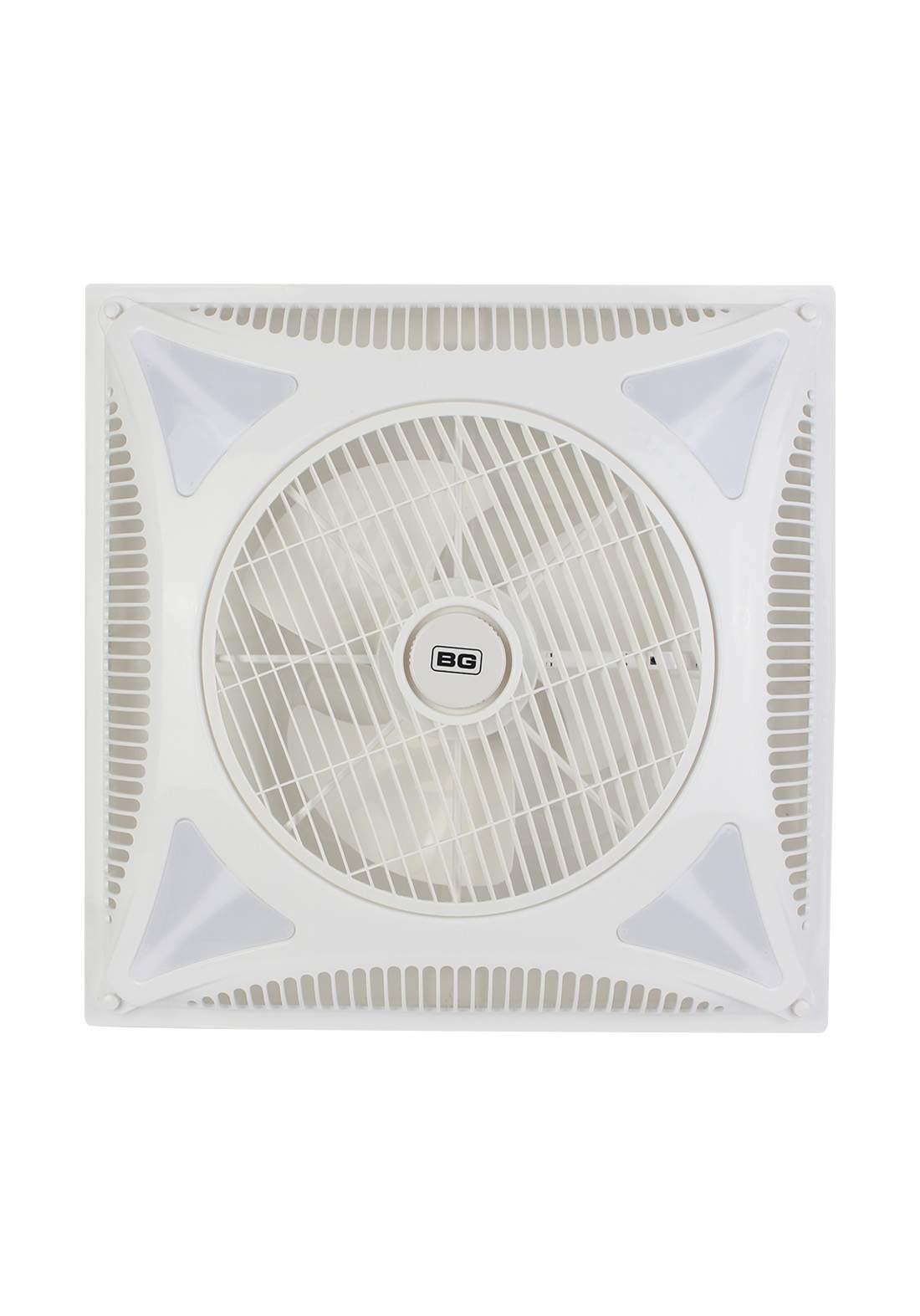 Bg BCF66S Ceiling Fan 14 inch مروحة سقف ظاهرية