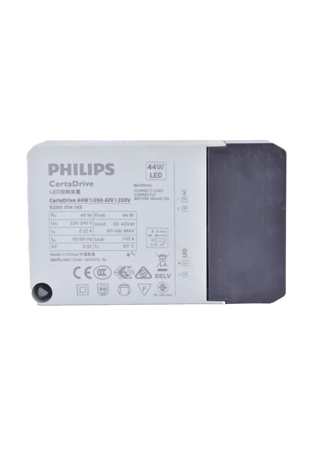 Philips Led driver CertaDrive 40W محولة كهرباء