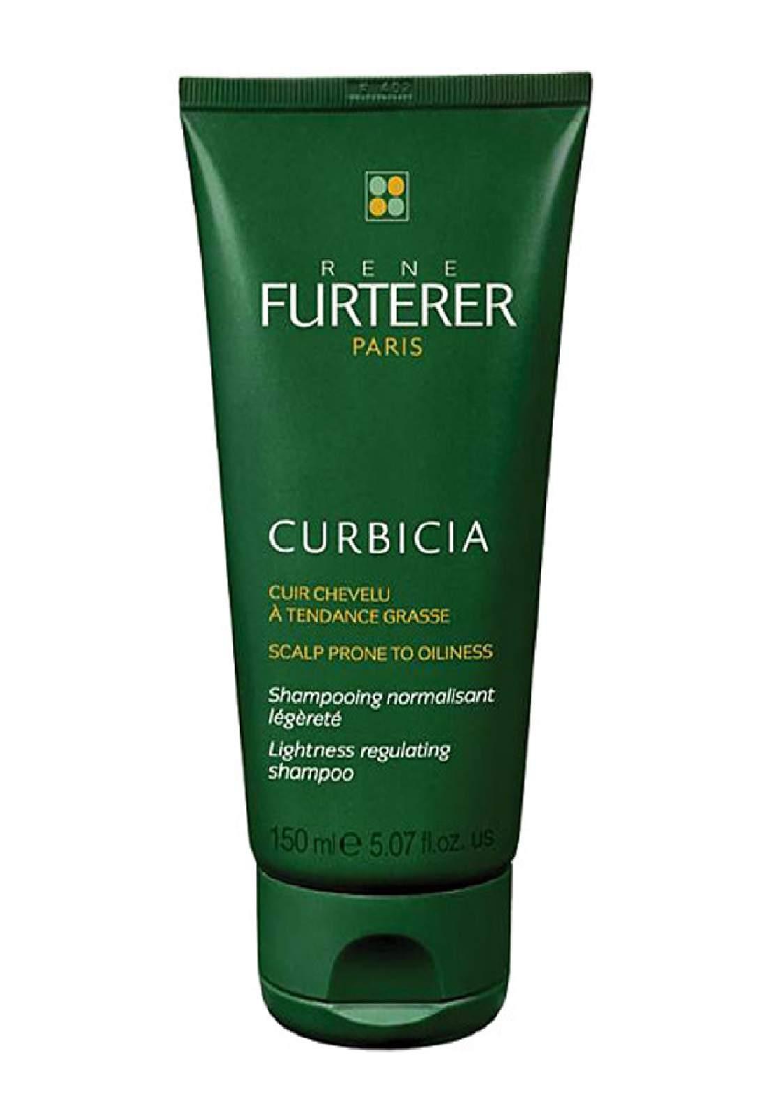 RENE FURTERER  SHAMPOO CURBICIA 200ML شامبو مخصص للفروه الدهنية