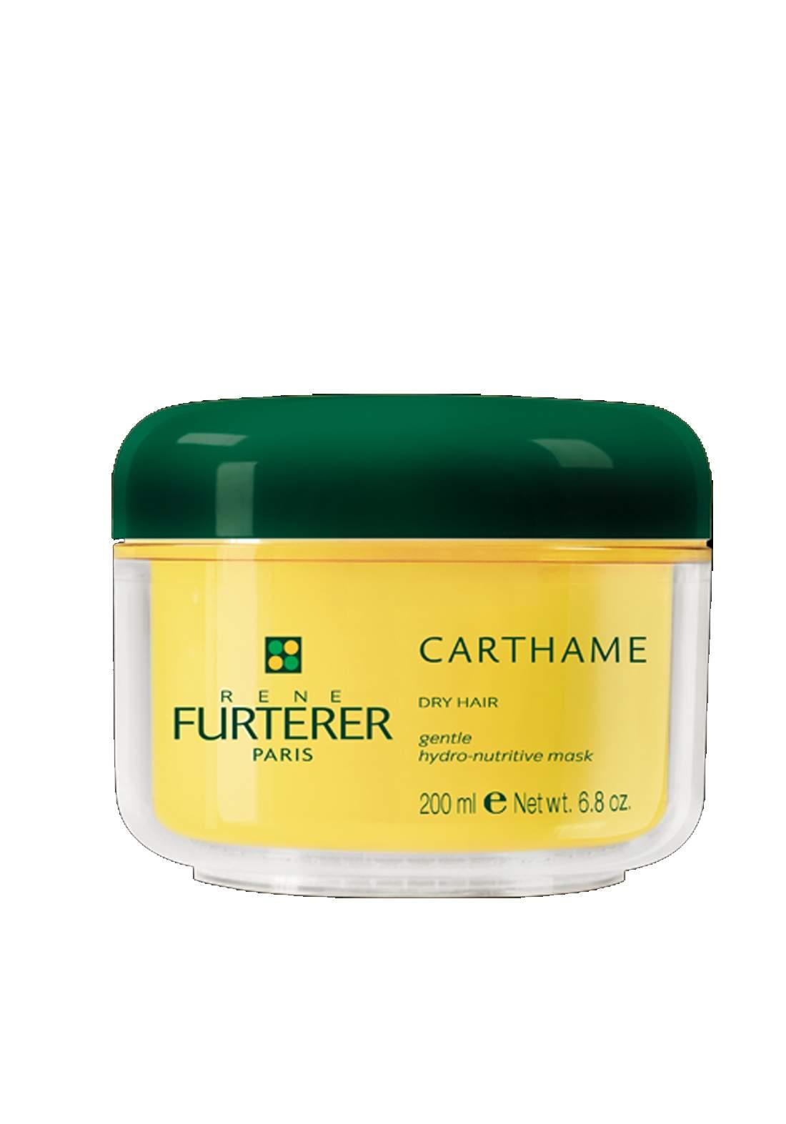 RENE FURTERER CARTHAME MASK DRY HAIR 200ML ماسك مرطب ومغذي للشعر الجاف