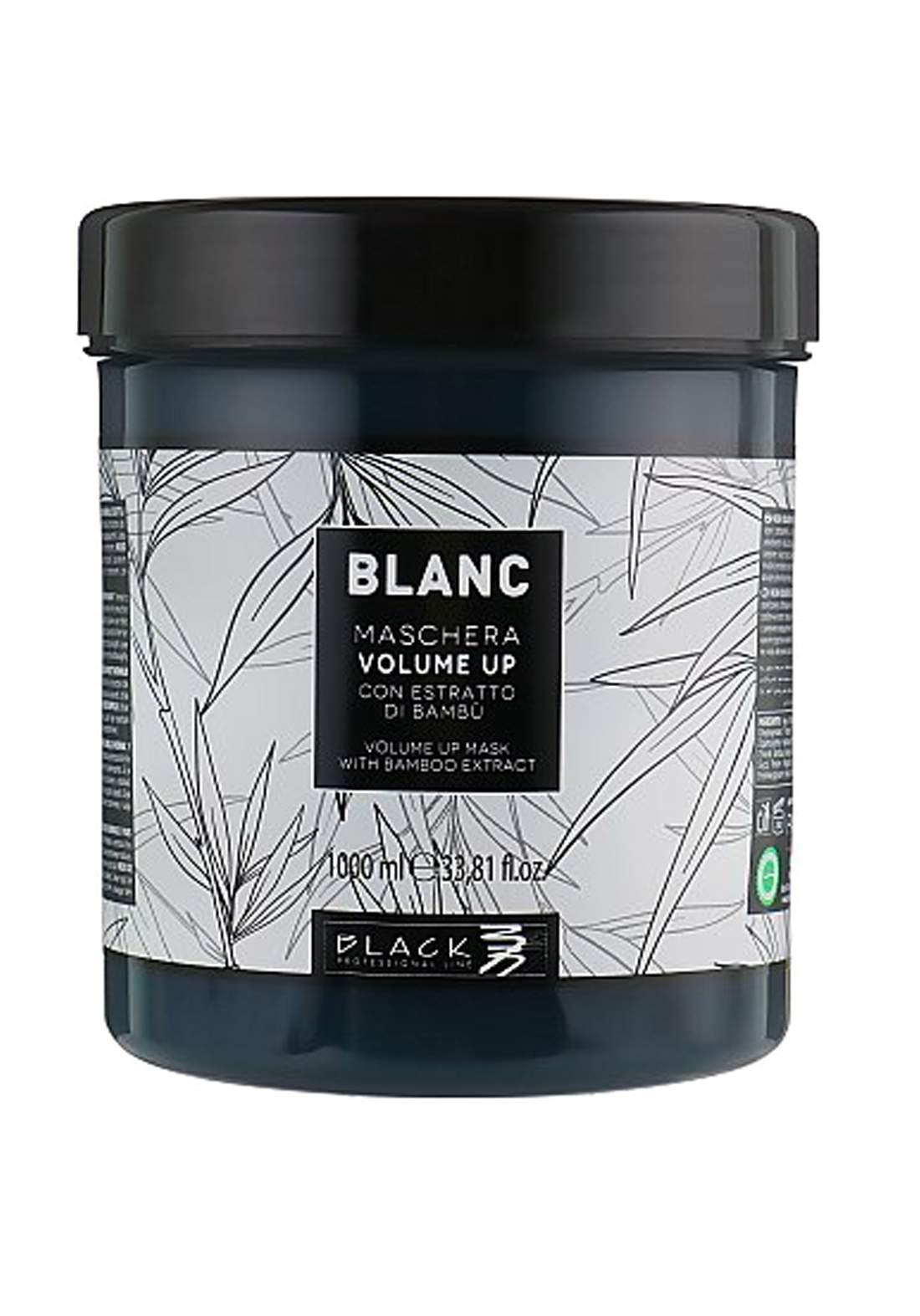 Black Professional Line Blanc Volume Up Mask 1000ml ماسك للشعر