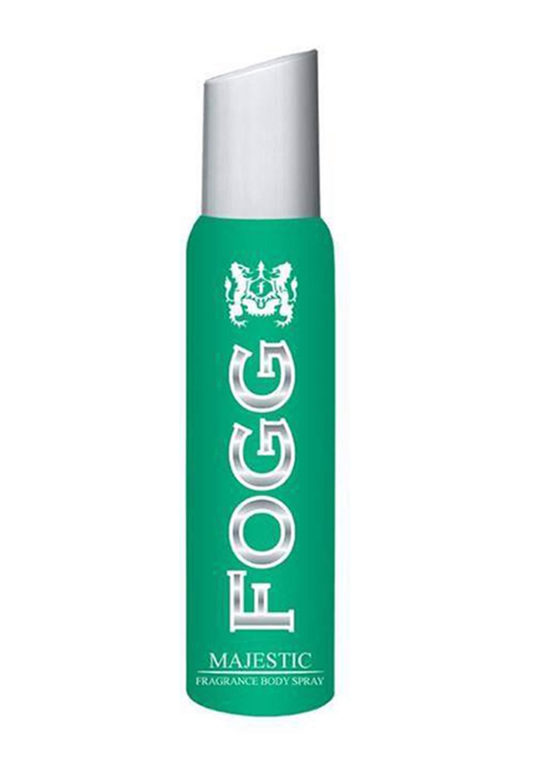 Fogg Majestic Spray For Men 120ml معطر جسم رجالي