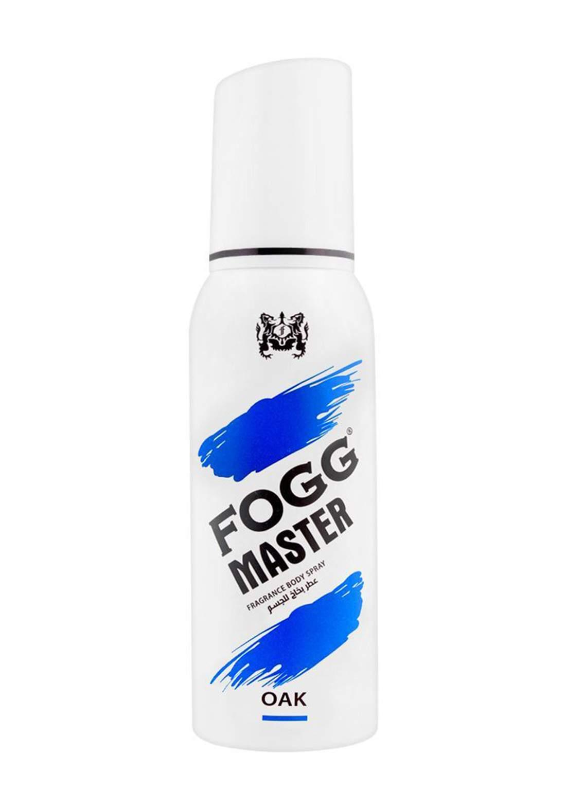 Fogg Master Oak Fragrance Body Spray For Men 120ml معطر جسم رجالي