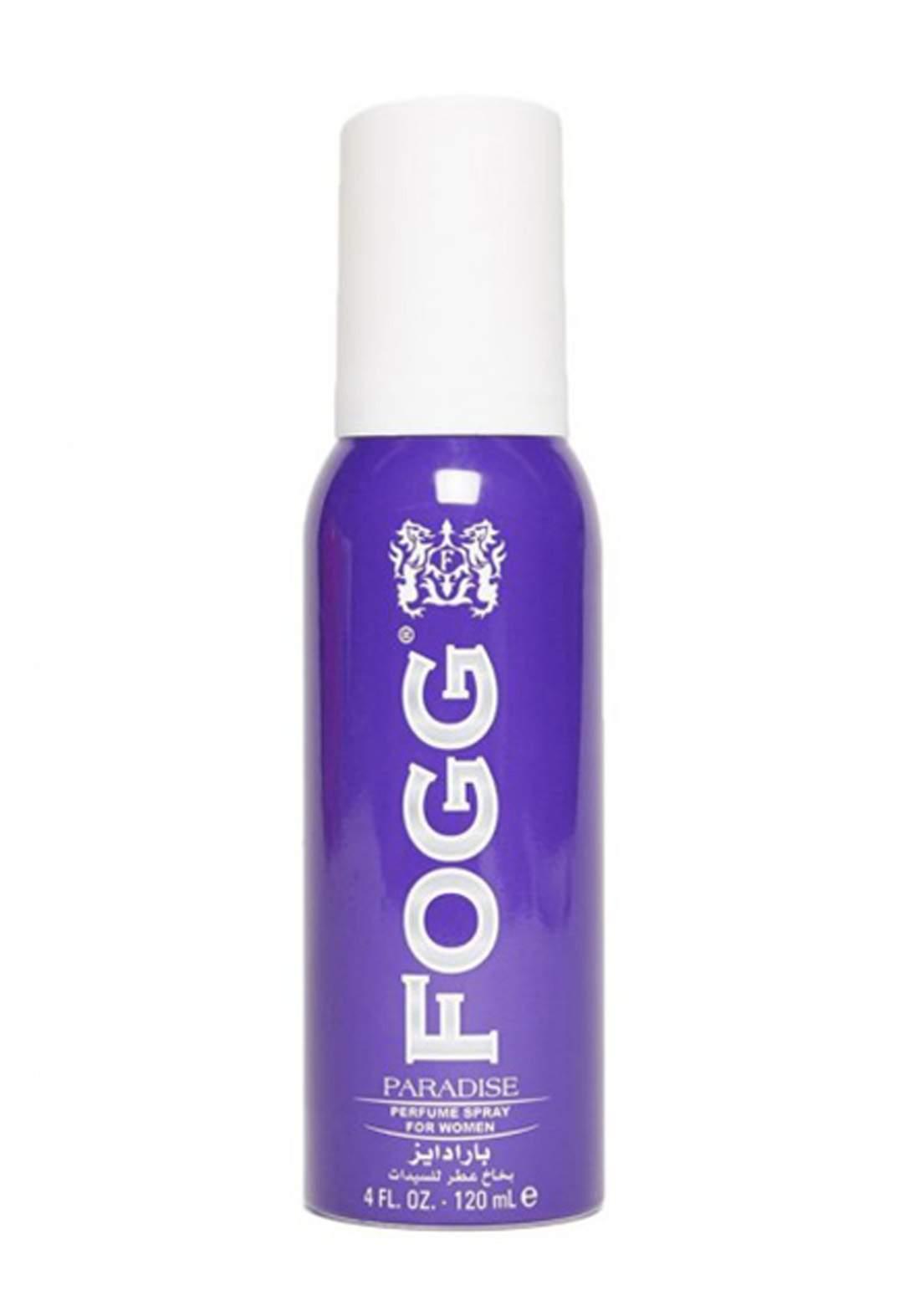Fogg Paradise Fragrance Body Spray  For Women  120ml معطر جسم نسائي