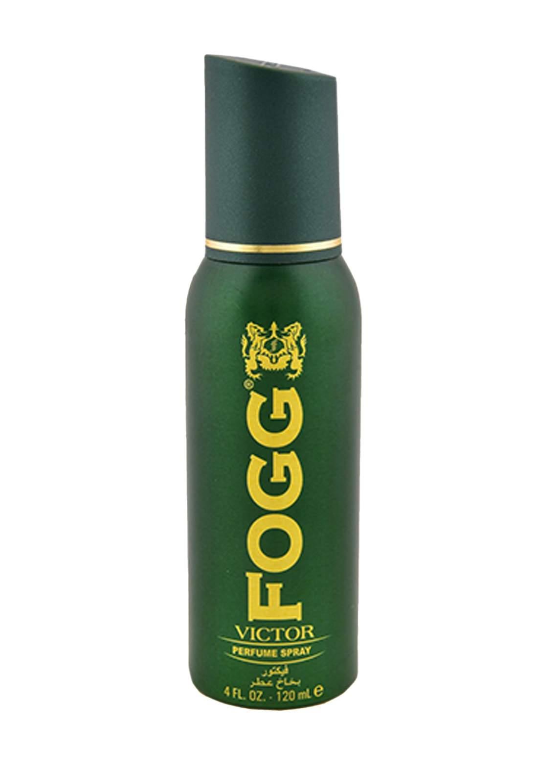 Fogg Victor Perfume Spray For Men 120ml معطر جسم رجالي