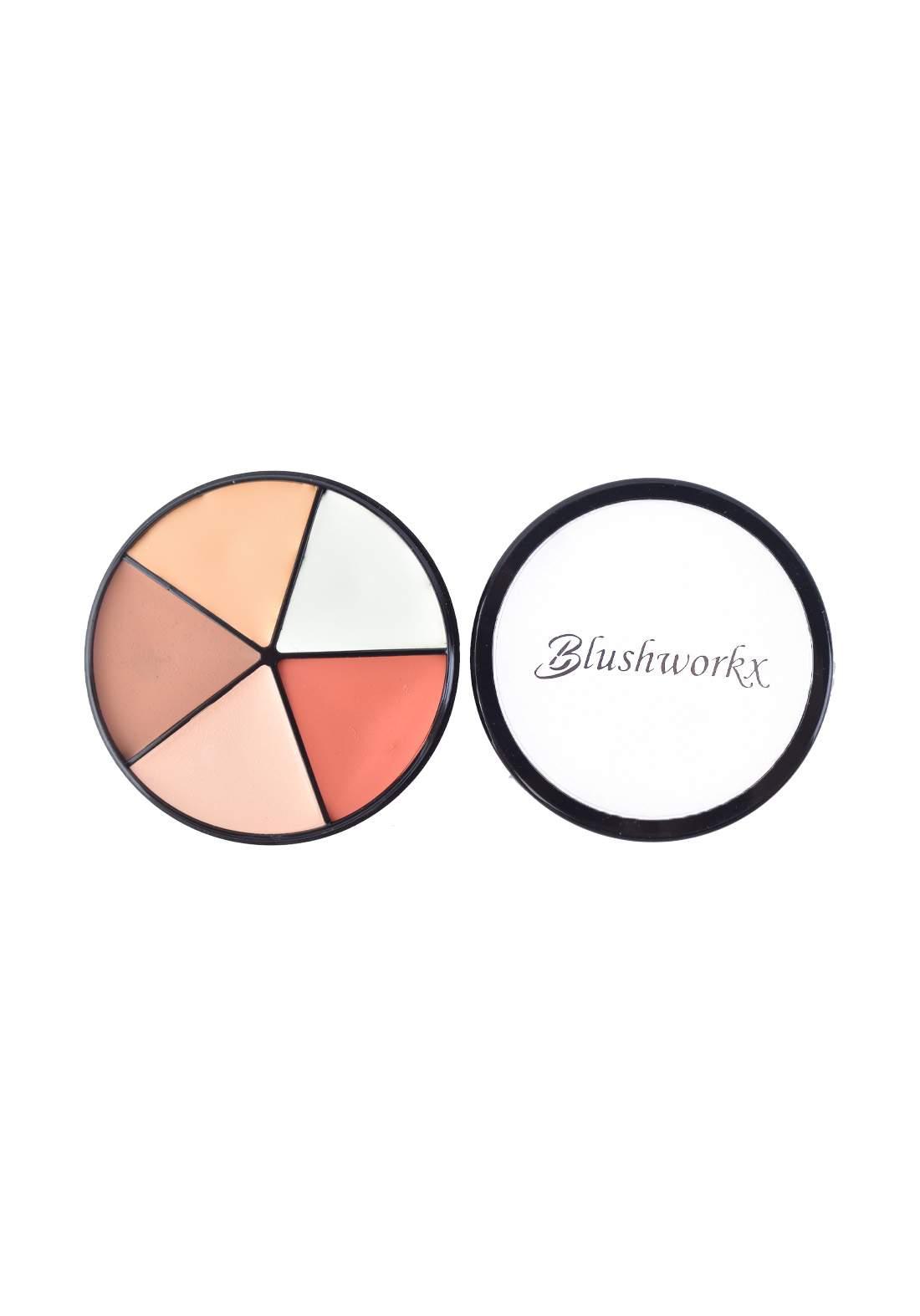 Blushworkx  All Around Contour Cover 28.34g خافي عيوب و مصحح لون البشرة