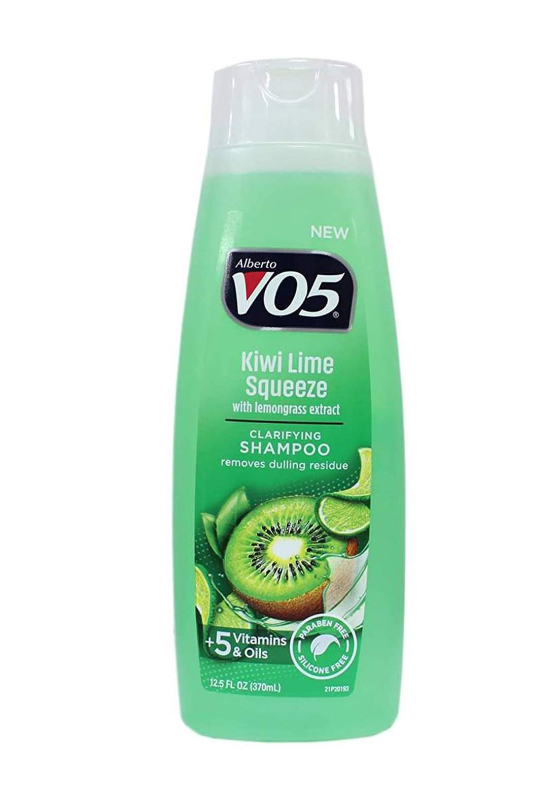 VO5 Herbal Escapes Kiwi Lime Squeeze Clarifying Shampoo 370ml  شامبو للشعر