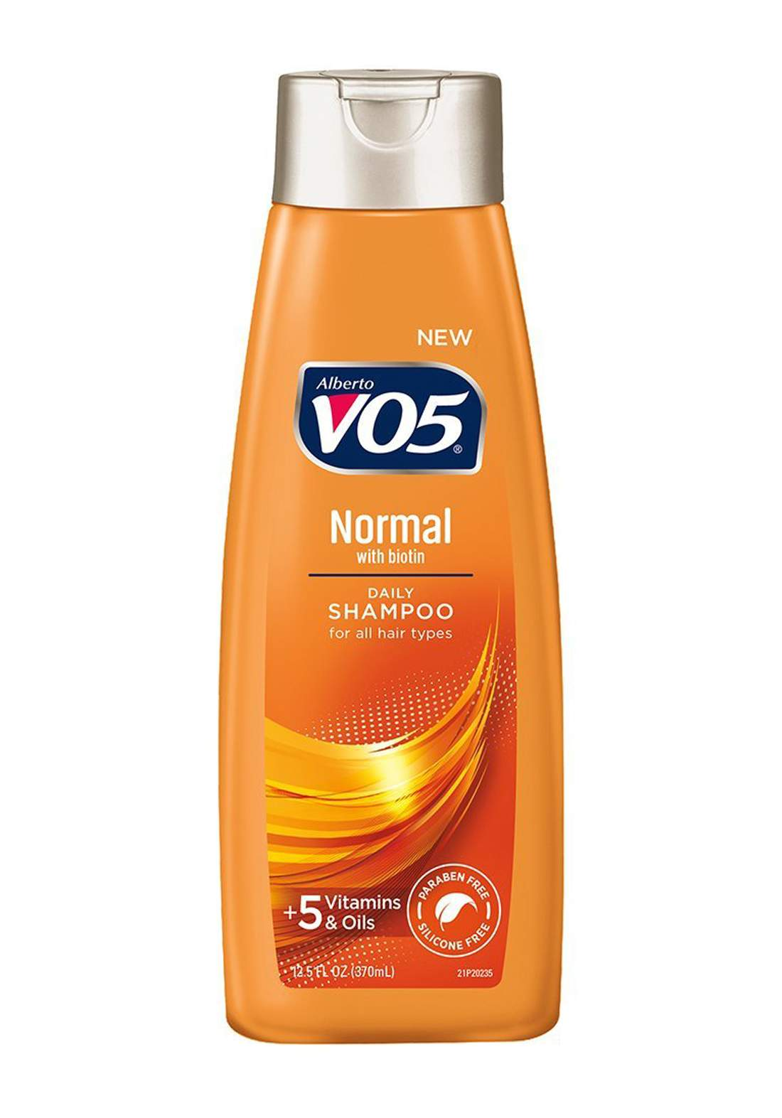 VO5 Normal With Biotin Daily Shampoo 370ml شامبو للشعر