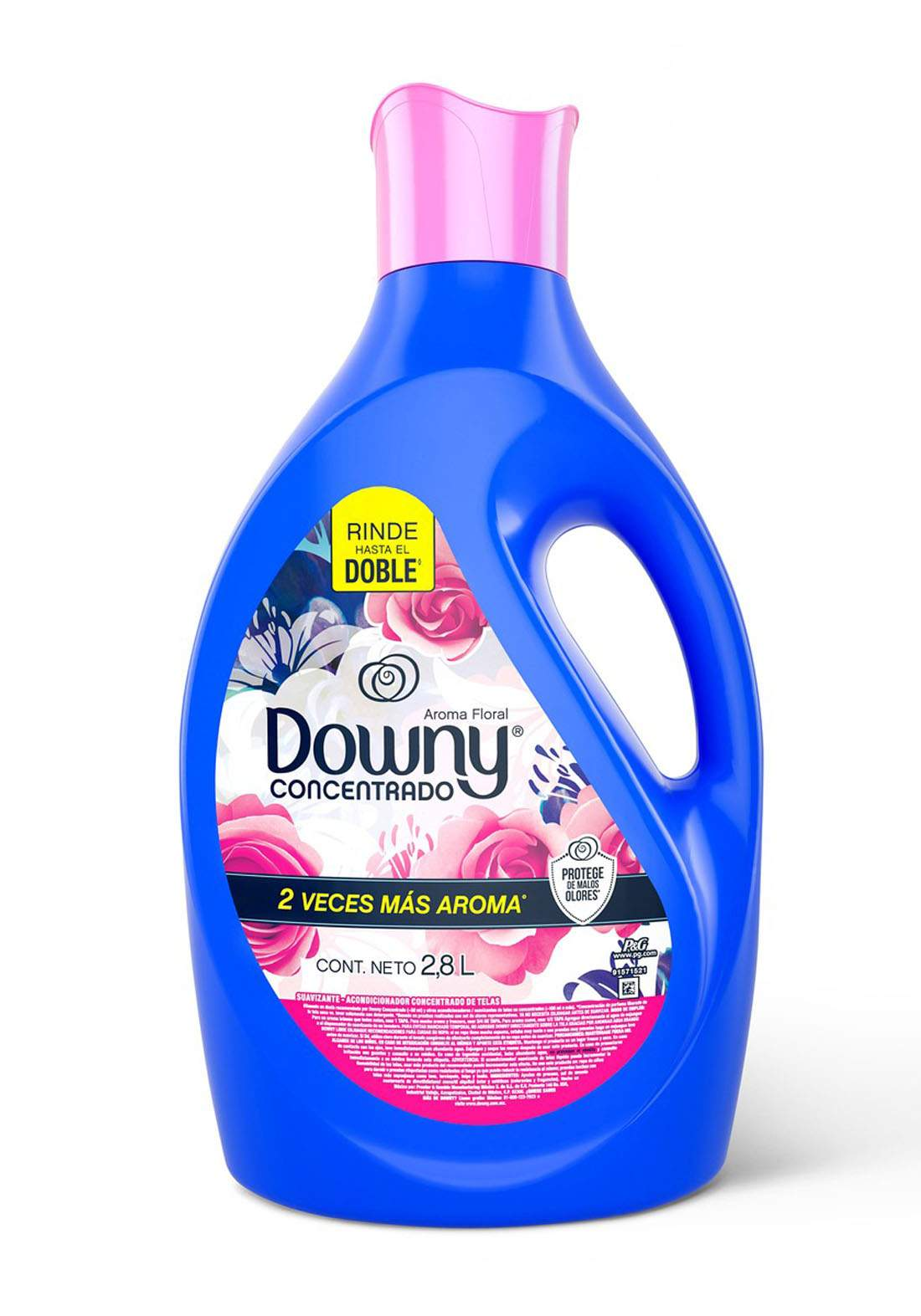 Downy Aroma Floral 2.8L  سائل منعم للاقمشة