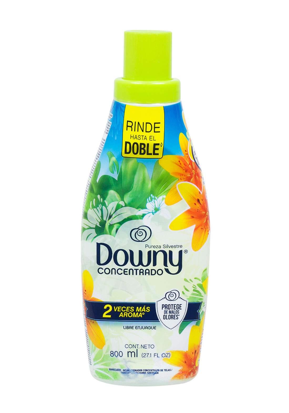 Downy Wild Purity fabric cleaner 800ml سائل منظف للاقمشة