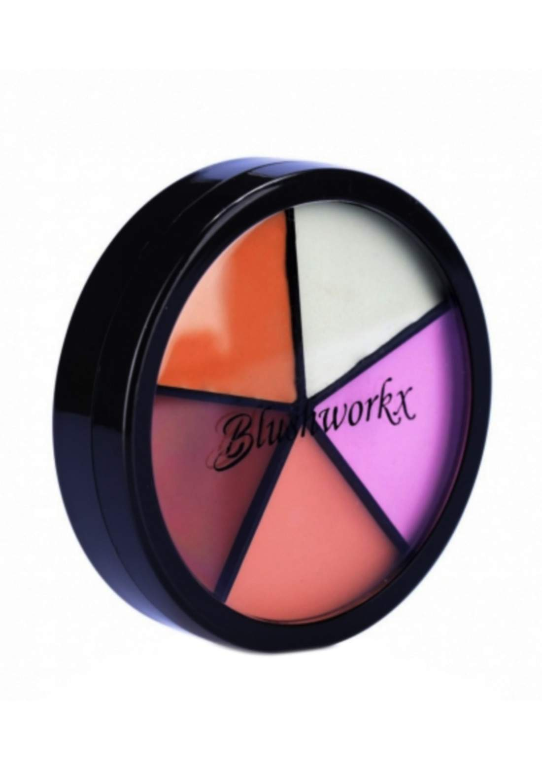 Blushworkx Hollywood All Around Contour Cover Neutrals باليت مصحح وكونتور