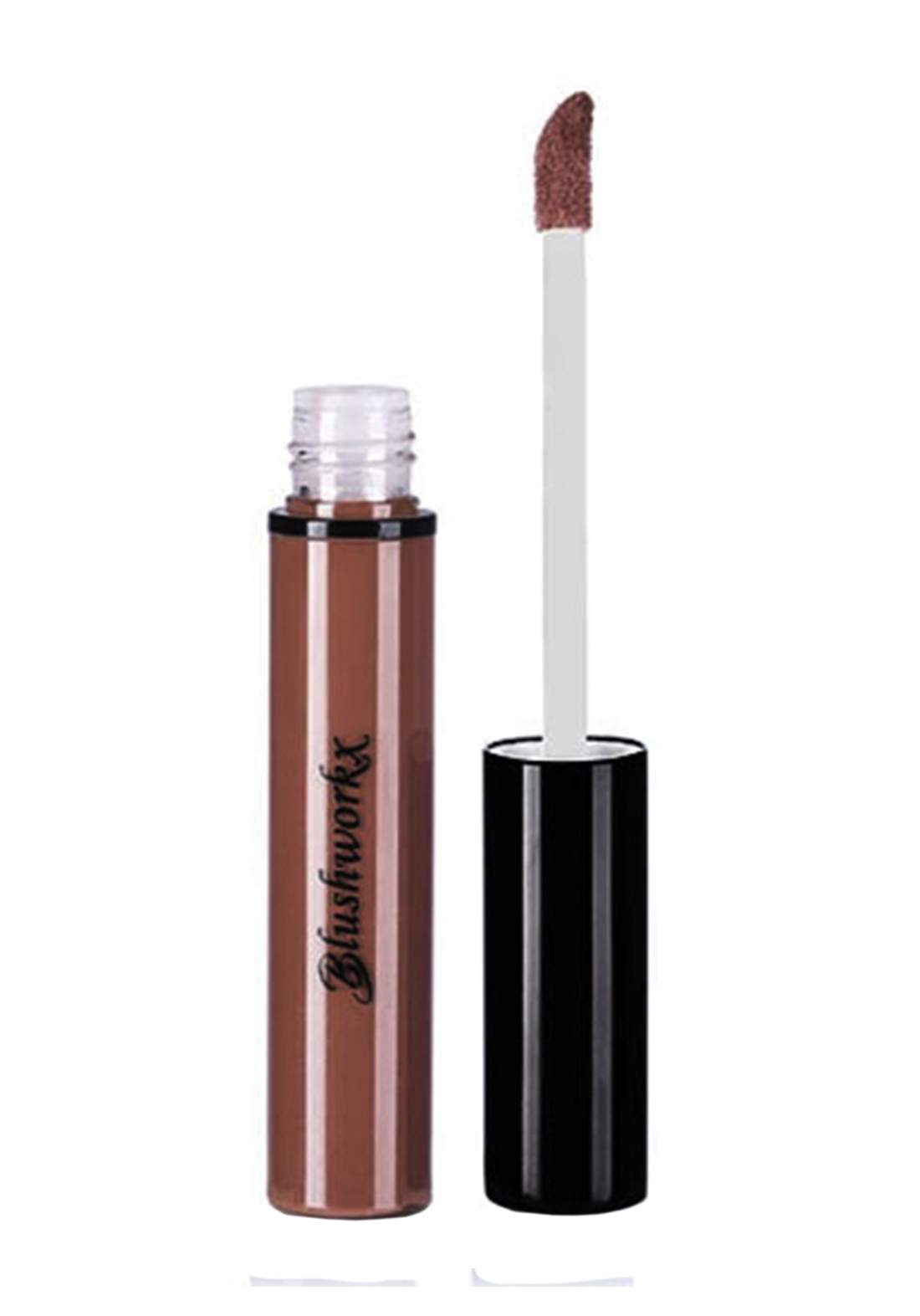 Blushworkx Hollywood Lip Lacquers 5.7g Mocha احمر شفاه