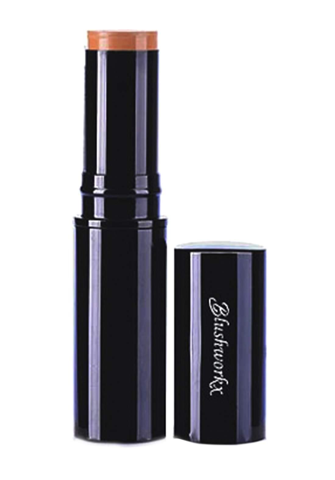 Blushworkx Hollywood Flawless Foundation Stick 7g Dark كونسيلر
