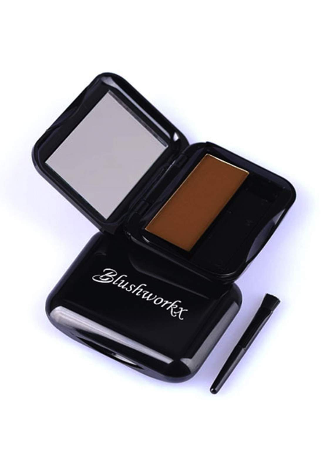 Blushworkx Hollywood Brush -A- Brow 3.1g Light Brown شدو حواجب