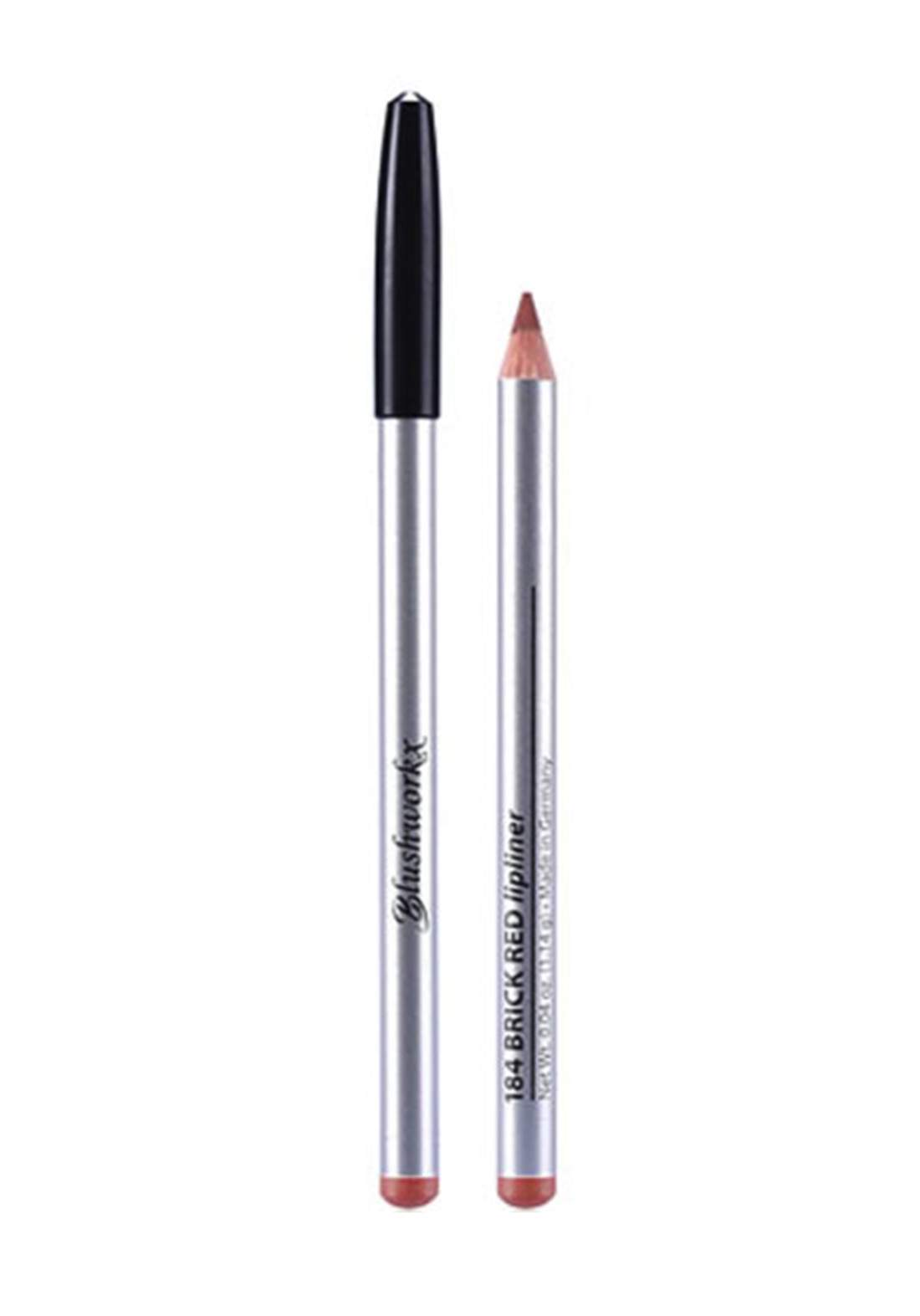 Blushworkx Hollywood Lip Liner Pencil No.193 Warm Nude 1.14g محدد الشفاه