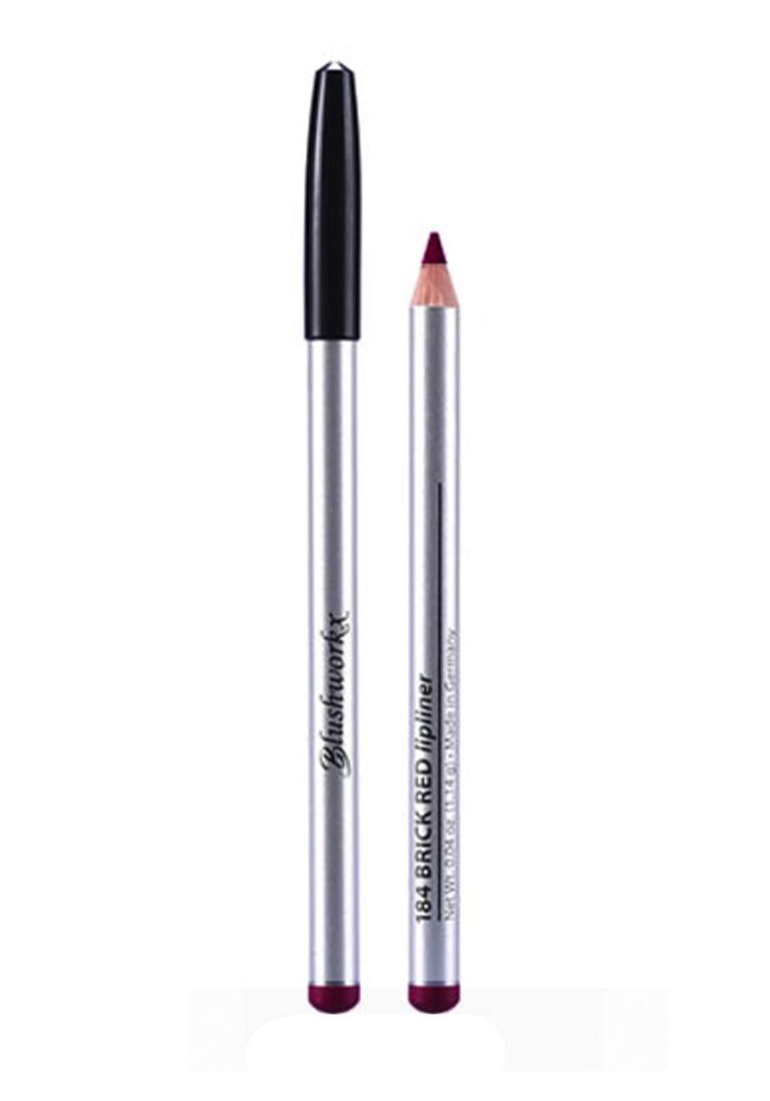 Blushworkx Hollywood Lip Liner Pencil No.187 Boysenberry 1.14g محدد الشفاه