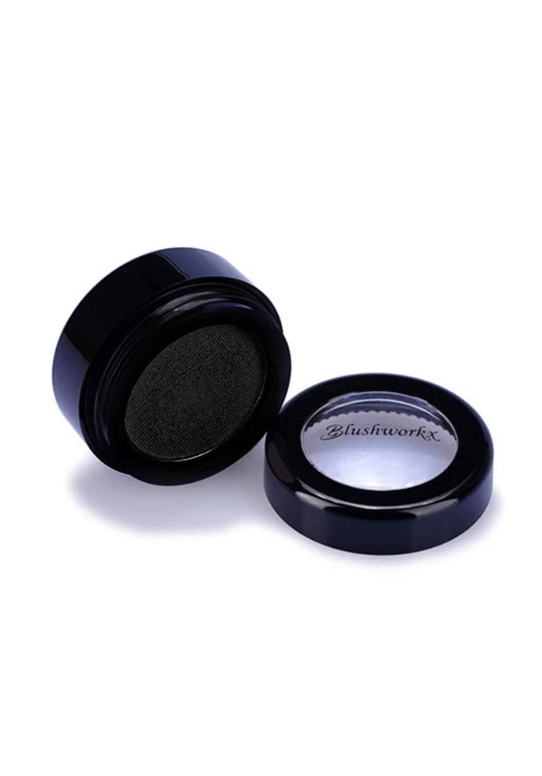 Blushworkx Hollywood Mineral Eye Color No.B91 True Black 1.8g ظلال للعيون